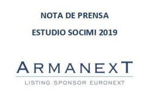 Lee más sobre el artículo ArmanexT – Informe sector SOCIMI 2019