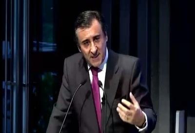 Antonio Fernández, Presidente de ARMANEXT & ARMABEX, presenta el V Informe Anual sobre las SOCIMI