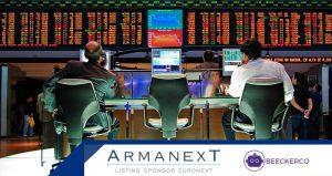 BeeckerCo, compañía mexicana de tecnología, contrata a ArmanexT para cotizar en Euronext
